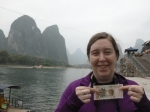 This Guilin view is on the 20 yuan bill